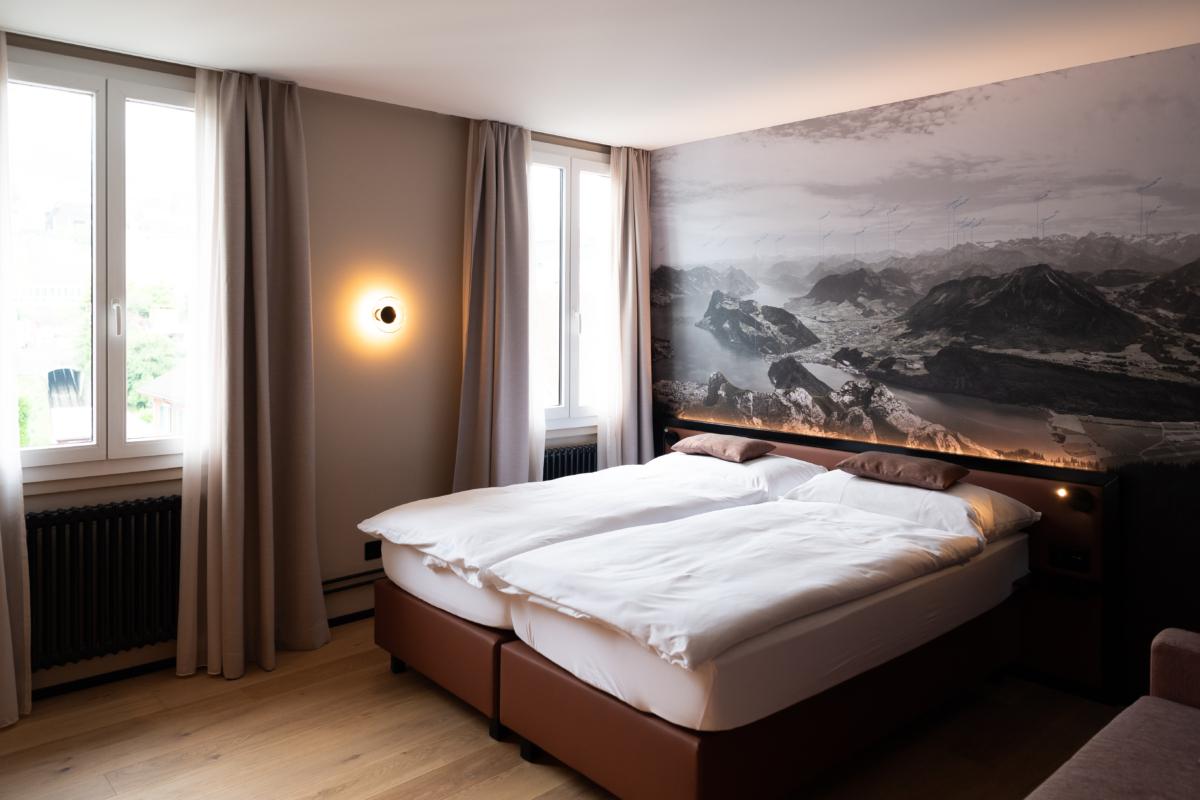 Boutique Hotel Stanserhof 5