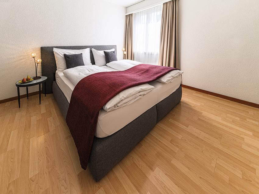 Classic Hotel Stanserhof 2 Bett Zimmer 31 4 3