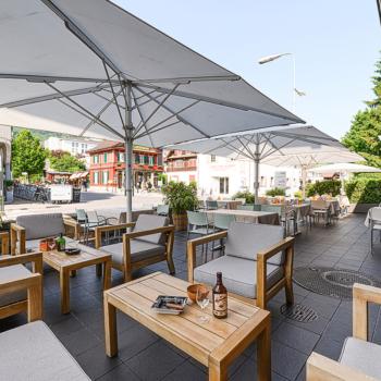 Hotel Stanserhof Terrasse 20 4 3